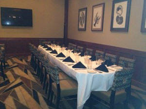 What to Expect When Your Venue is a Restaurant - 7.14.15
