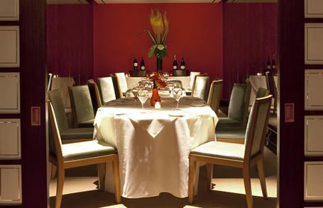 Brasserie 8 5 private dinning room