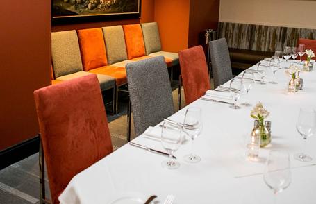 Charlie Palmer Steak dinning room