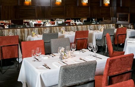 Charlie Palmer Steak main dinning room