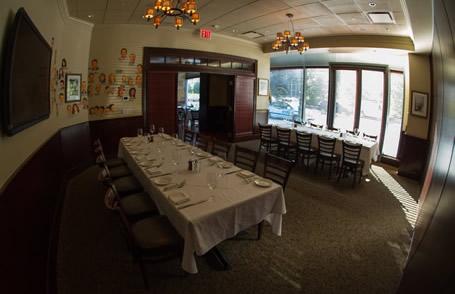 Palm Restaurant Warren Room-1