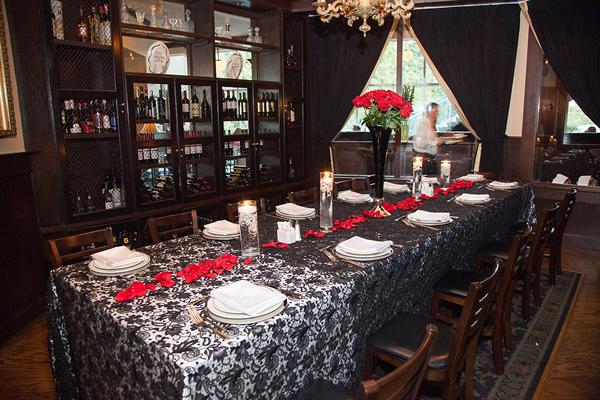 Maggianos barolo board table