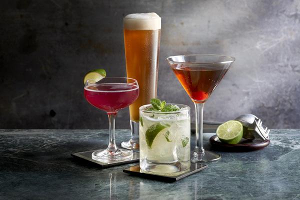 Mortons Beverages