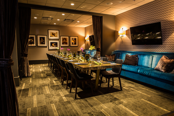 Sinema Private dining big