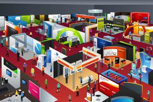 Regional Trade Show Booths Case Study